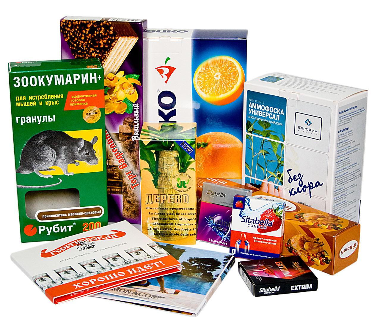 Этикетка и упаковка в Краснодаре премиум класса.